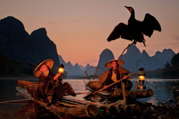 The Cormorant Fishermen photo by Dan Ballard
