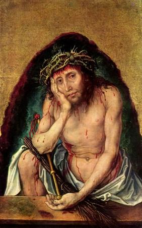 """Ecce homo -  """"Here is the man"""" Albrecht Durer"""
