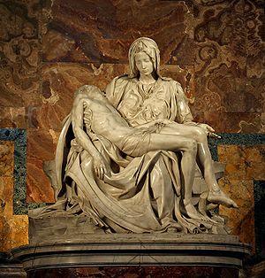 Pieta - Michaelangelo