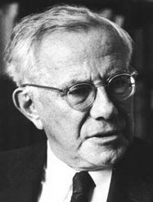 Paul Johannes Tillich (1886-1965)