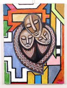 """Abraham's Sons"" - Koffi Mbairamadji"