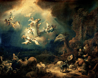 Angels and Shepherds