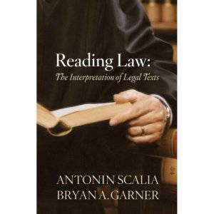 Argument for strict Constitutional interpretation by Justice Scalia