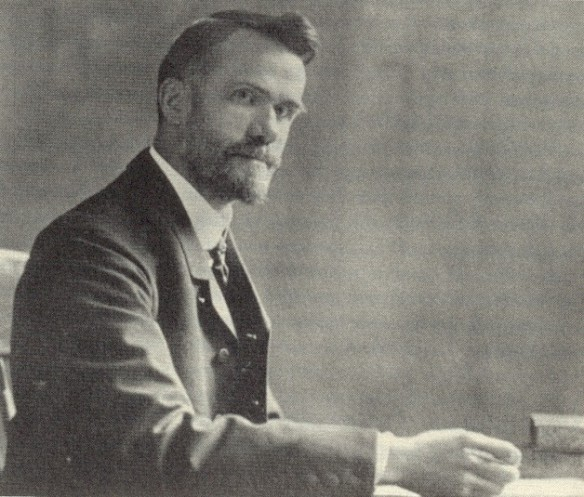 "Walter Rauschenbusch, ""father of the Social Gospel"""