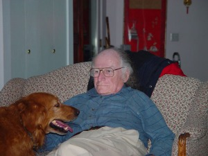 Sparky and Doug Hall, Wabasha, MN