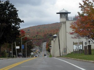 Dannemora, New York, home of Clinton Correctional Facility