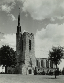 Gunnison Memorial Chapel, St. Lawrence University, Canton, NY