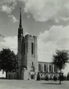 Gunnison Memorial Chapel, St. Lawrence University, Canton, NY