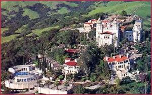 Hearst Castle, San Simeon, CA