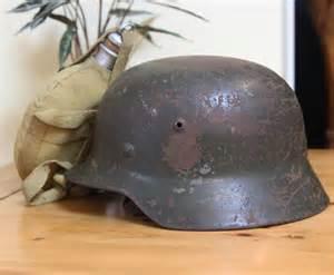 Japanese soldier's helmet
