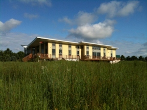 "Steve's prairie haven - home of the Urbana  ""Morning Chorus"""