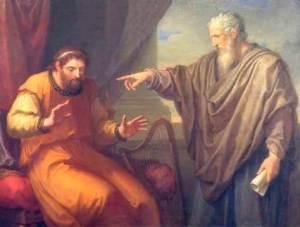 Nathan accusing David