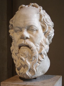 Socrates, The Louvre