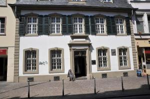 Karl Marx Haus in Trier