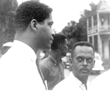 Dr. Robert B. Hayling and Mr. James Jackson