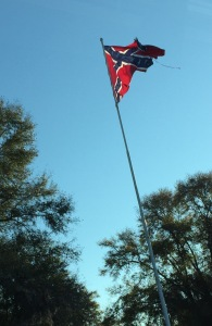 Confederate flag, Lake City, FL