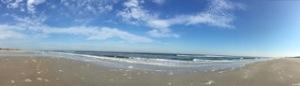 St. Augustine Beach, Feb. 4, 2015