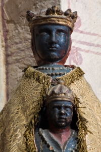 Crusader Madonna and Child courtesy of Via Lucis Photography (Dennis Aubrey and P.J. McKey)