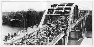 Pettus Bridge, Selma to Montgomery