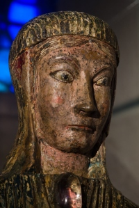 Notre Dame de Vauclair, Église de Molompize, Molompize (Cantal) Photo by Dennis Aubrey