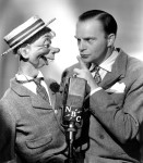 Mortimer Snerd and Edgar Bergen