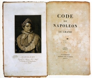 Napoleon and the Napoleonic Code