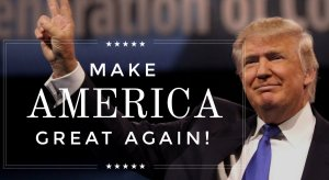 """Donald Trump: """"Make America Great Again"""""""