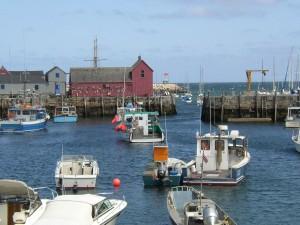 Motif #1, Rockport Harbor