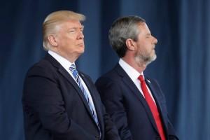 Trump and Falwell
