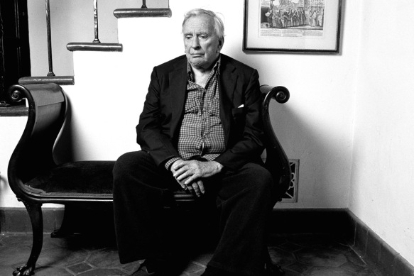 USA - Portraiture - Gore Vidal