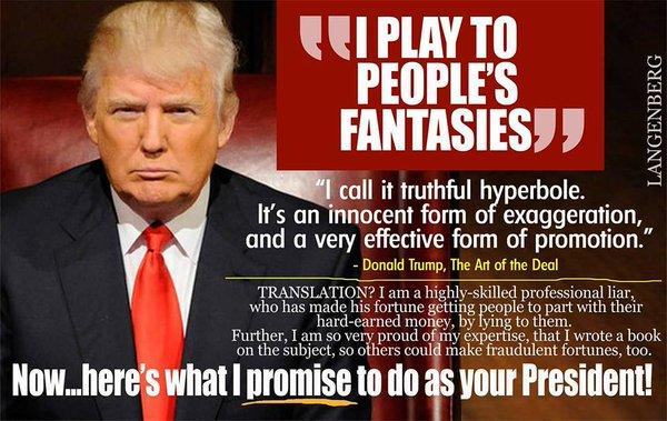 Trump-fantasies