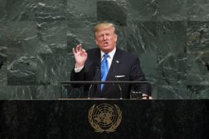 Trump at United Nations