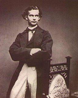 Ludwig II Bavarya GHP 447796