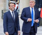 Trump and Macron III July 2017