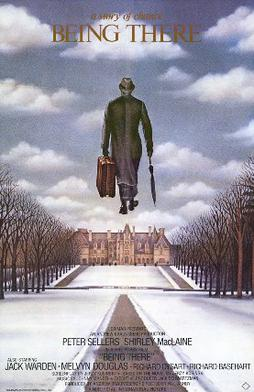 Original movie poster for Being There