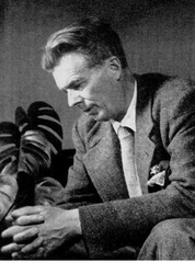 photo of Aldous Huxley