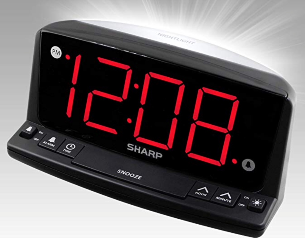 picture of digital clock
