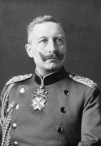 portrait of Kaiser Wilhelm III