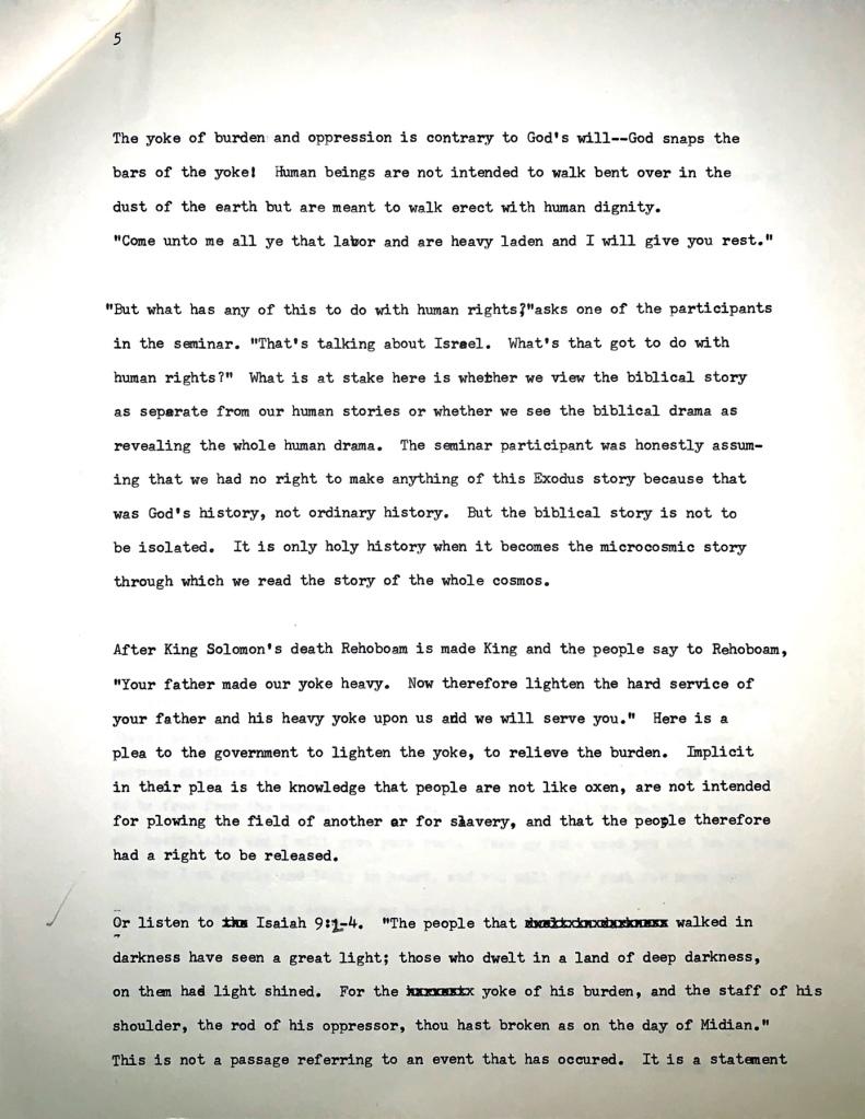 Sermon page 5